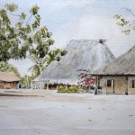 William Neill Wildlife and Landscape Artist - South Uist - Outer Hebrides - Karanambu Trust Lodge, North Rupununi, Guyana