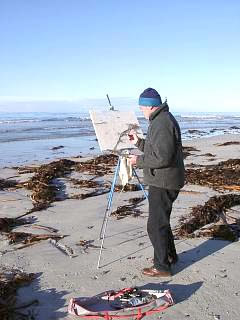 William Neill Wildlife and Landscape Artist - South Uist - Outer Hebrides