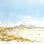 William Neill Wildlife and Landscape Artist - South Uist - Outer Hebrides - Poll nan cran