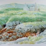 William Neill Wildlife and Landscape Artist - South Uist - Outer Hebrides - Acarseid Mhor